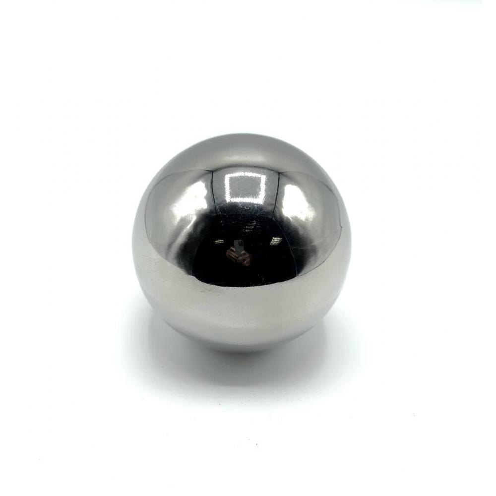 Шарик нержавеющий ф100 мм без отверстия