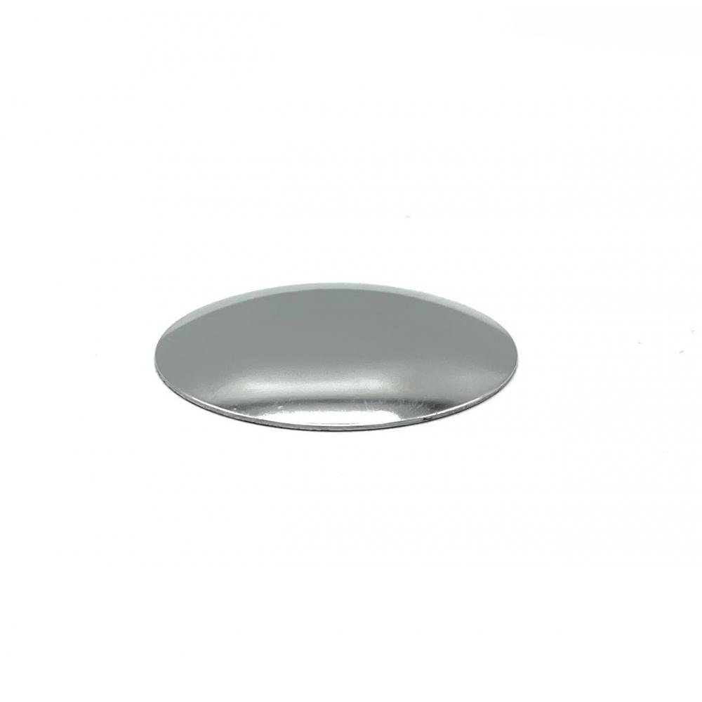 Заглушка под сварку заокругленная для трубы Ф38,1 мм - толщина 1 мм